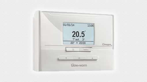 Climapro heating console